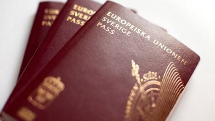 اقامات اللجوء في السويد