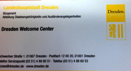 الاقامة التي يحصل عليها مقدم طلب اللجوء في المانيا