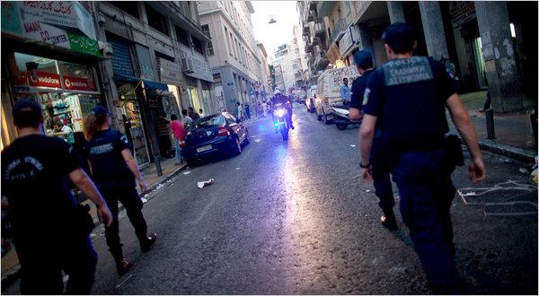 البوليس اليوناني