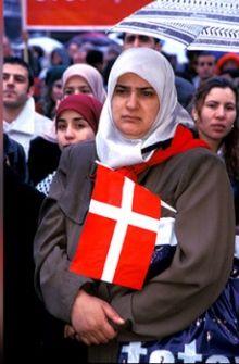 المسلمين في الدنمارك