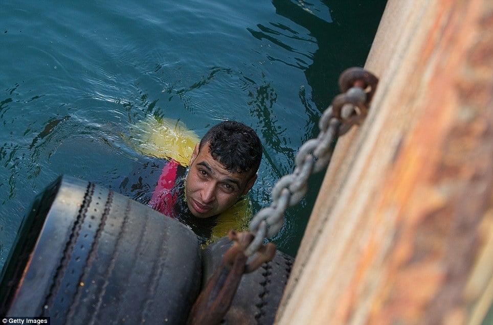 حكاية مهاجر عراقي نحو اوروبا