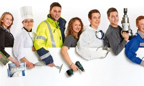 المهن المتحة في المانيا