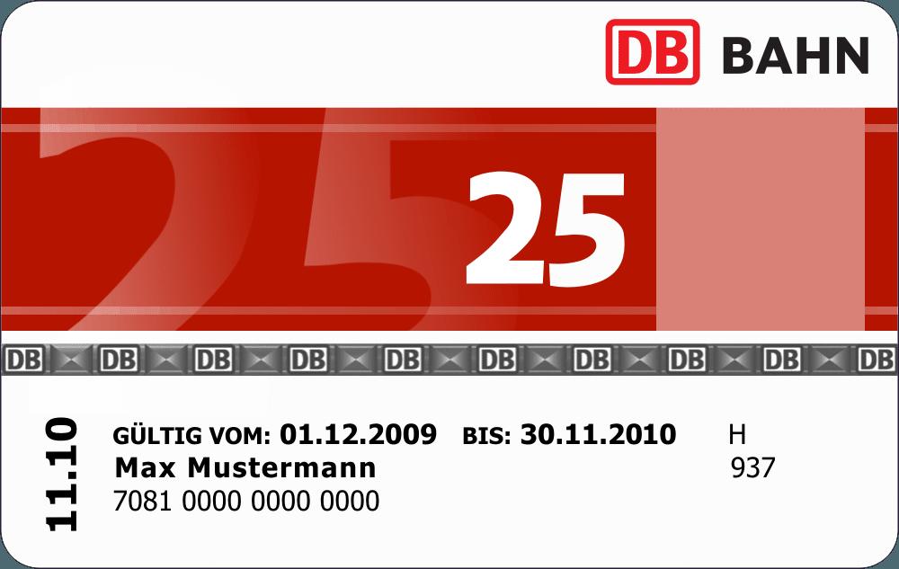 BahnCard تذاكر القطارات في المانيا - الشرح الكامل