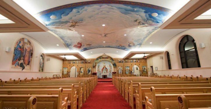 الكنائس التي تقبل اللجوء الكنسي في كندا