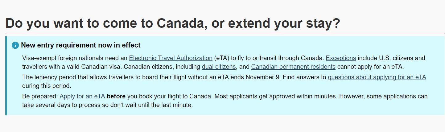 موقع تقديم الهجرة الى كندا 2017