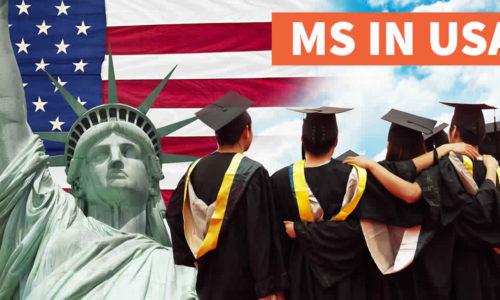 التعليم العالي و الدراسات العليا في أمريكا