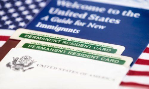 كل ما يخص الـ كرين كارد او الجرين كارد او Green Card في امريكا